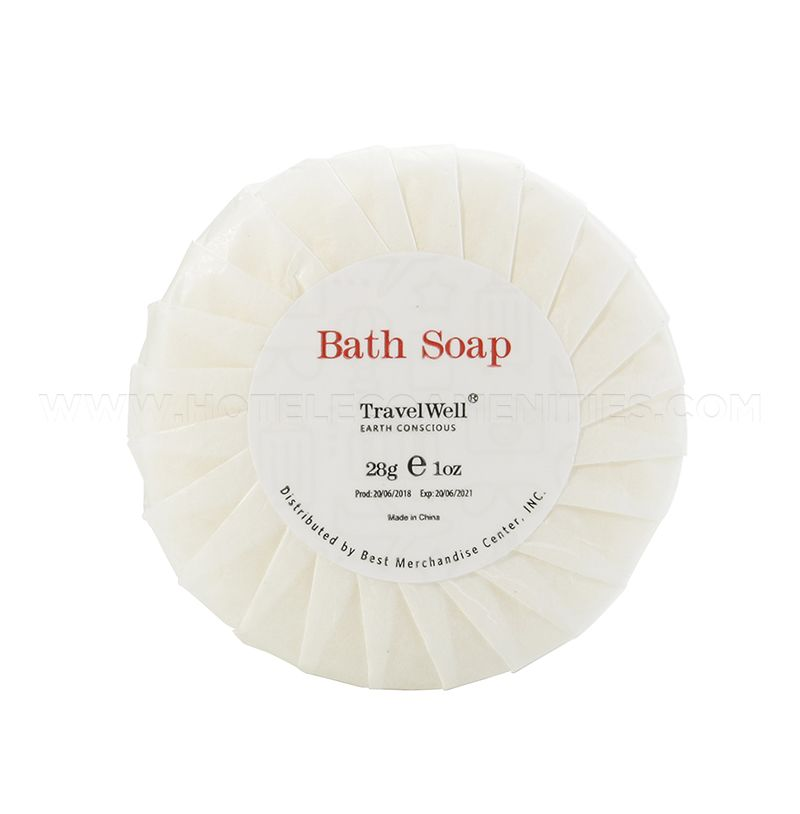 Hotel Face Body Soap