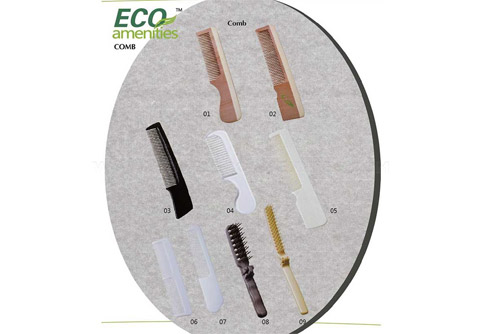 Hotel Comb Supplier