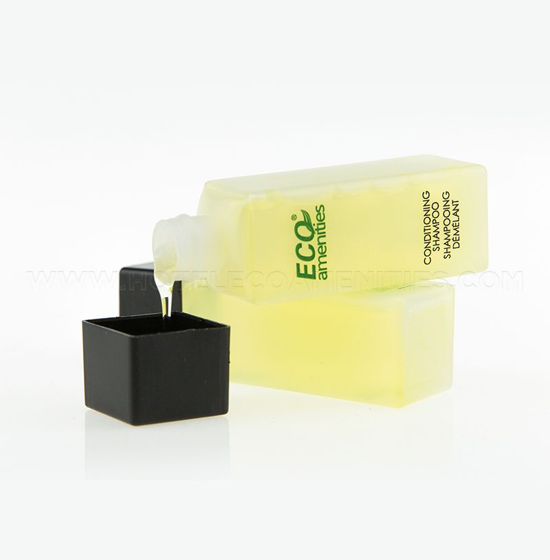 ECO AMENITIES Shampoo & Conditioner 2 in 1, 28ml
