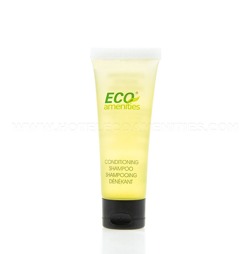 ECO AMENITIES Hotel Shampoo & Conditioner 2 in 1, 30ml/1oz
