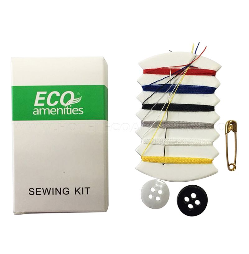 ECO AMENITIES Hotel Sewing Kit