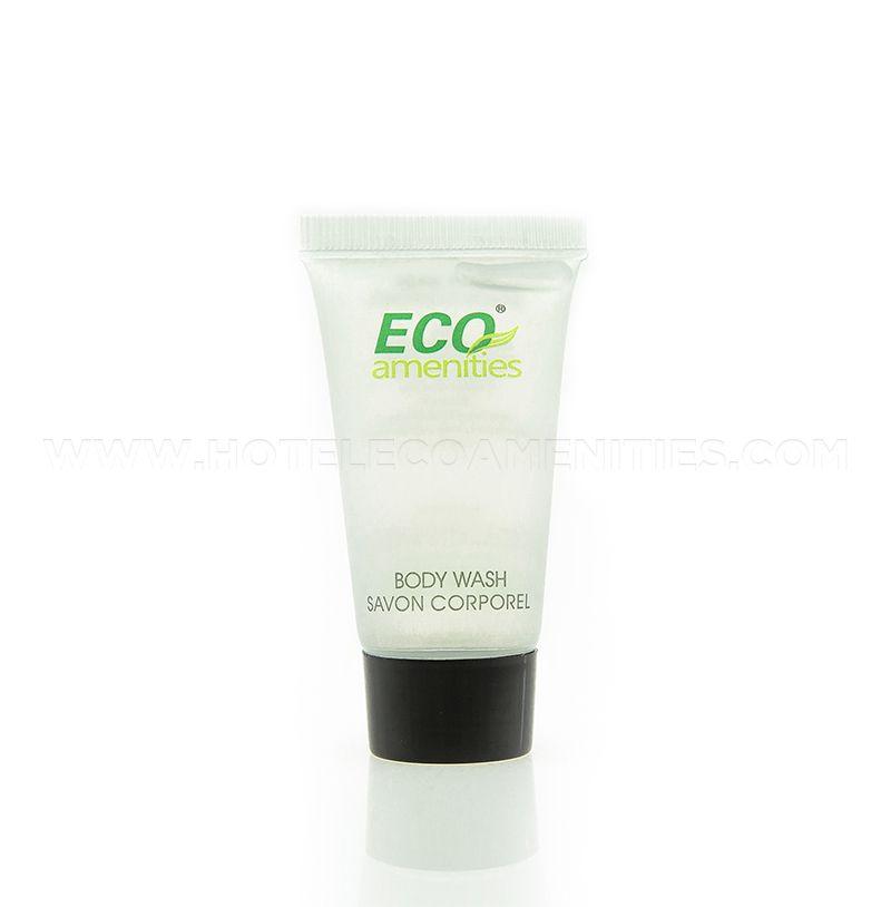 ECO AMENITIES Mini Size Hotel Body Wash 22ml/0.75oz