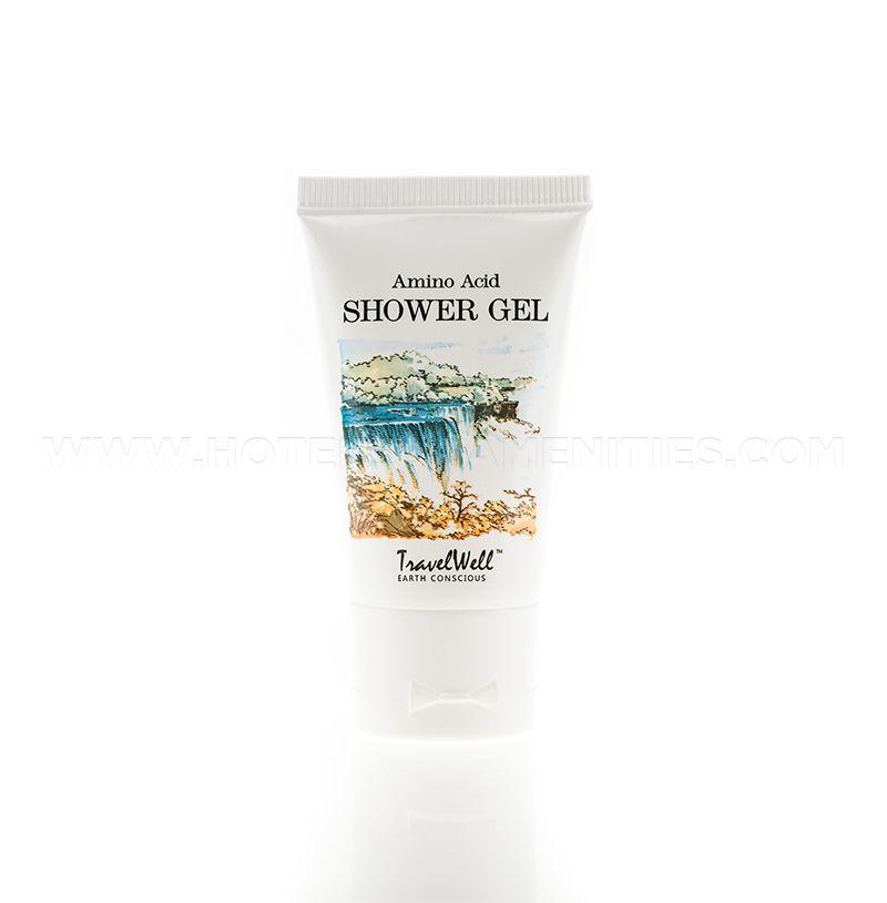 TravelWell Hotel Body Wash 30ml/1oz
