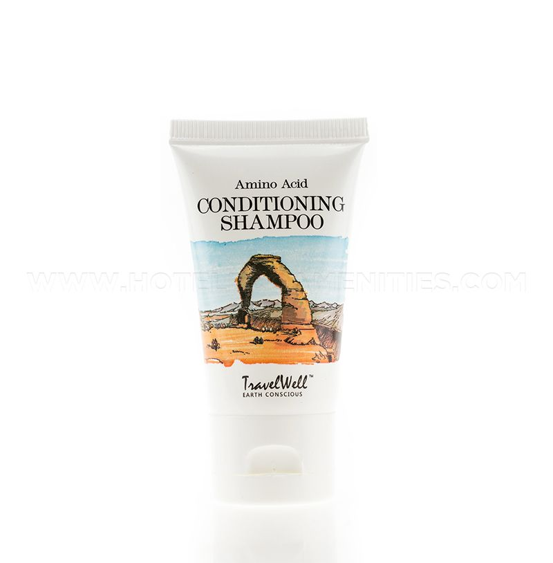 TravelWell Shampoo & Conditioner 2 in 1, 30ml