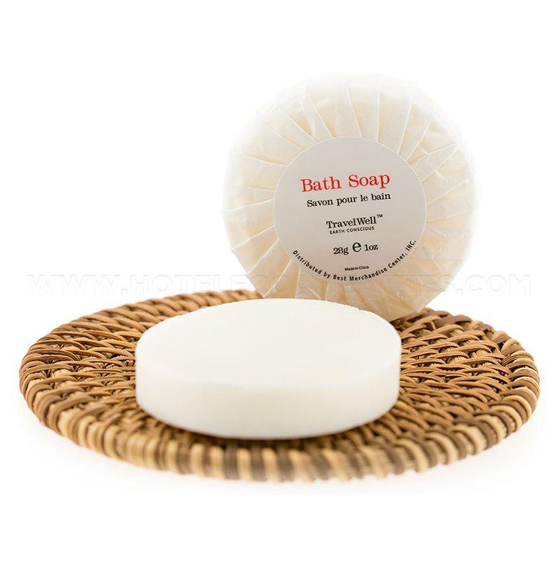 TravelWell Round Bar Soap, 28g