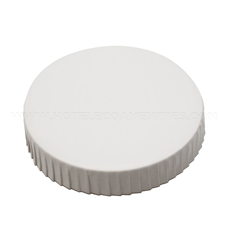 TravelWell Paper Round Hotel Cup Lids 3.54 Inch