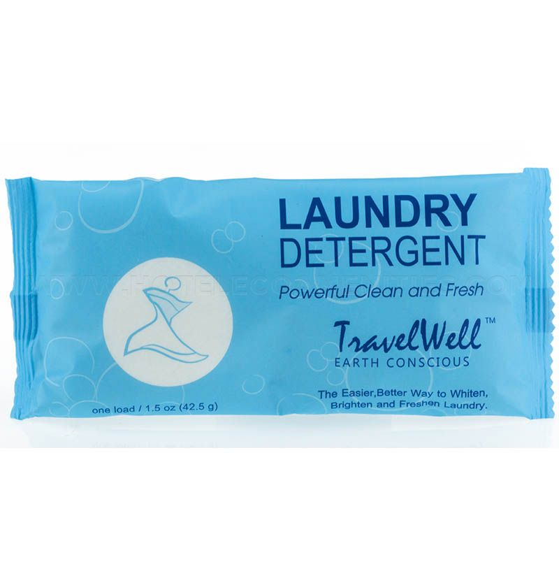 TravelWell Travel Size Laundry Detergent 1.5oz