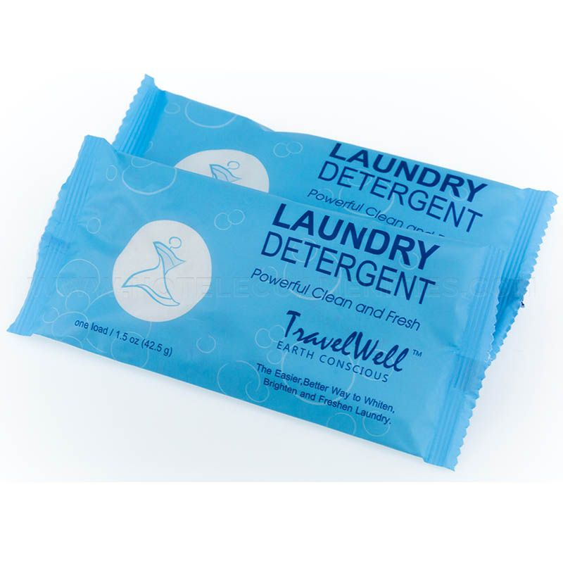 TravelWell Travel Size Laundry Detergent 1.5oz