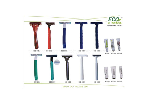 Do you know the Hotel Disposable Razor?