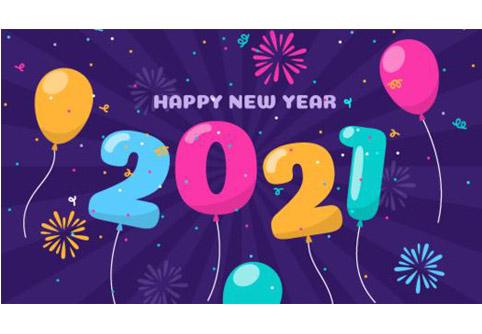 Yangzhou Eco-Amenities Co., Ltd. Wishes you a Happy New Year!
