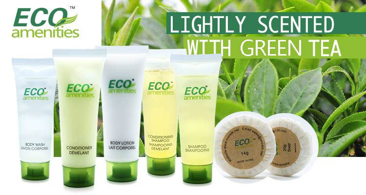 ECO AMENITIES Hotel Shampoo