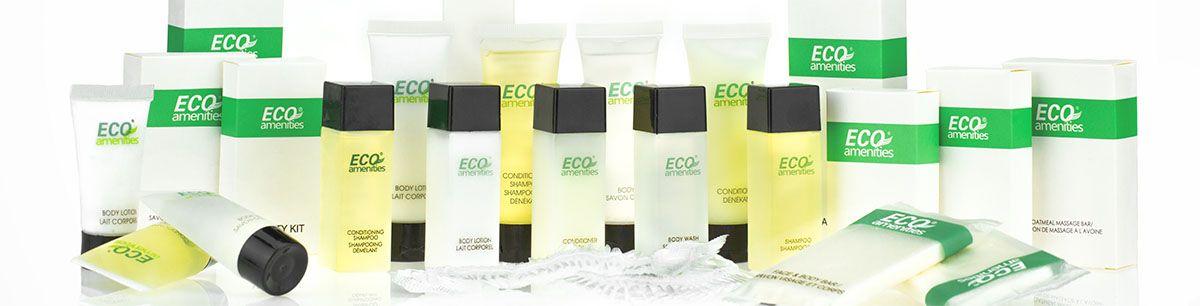 ECO AMENITIES Bulk Toothbrush and Toothpaste Kit