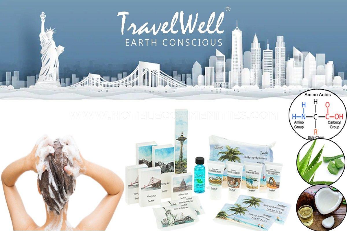 TravelWell Tissue Wrap Hotel Soap 28g/1oz